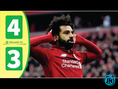 Liverpool vs Salzburg 4-3 – All Highlights & Goals